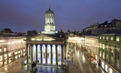 Surprising Increase in Visitors to Glasgow