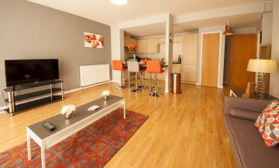 1 Brabloch ByEvo Glasgow Airport Apartment